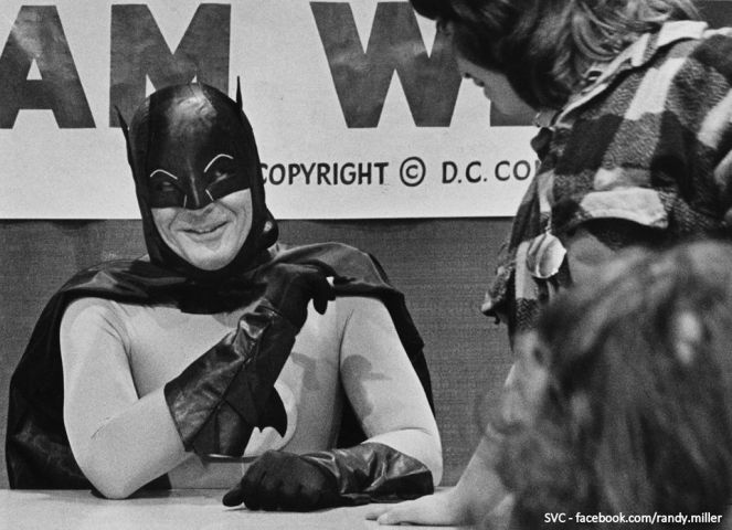 adam west at PCCC