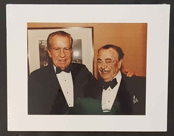 richard-nixon-and-clement-stone-photograph